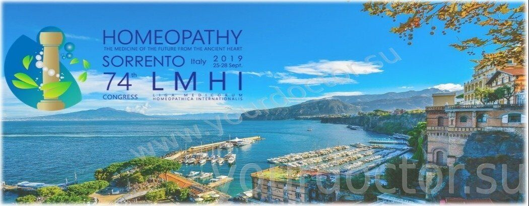 74 th LMHI Homeopathic World Congress